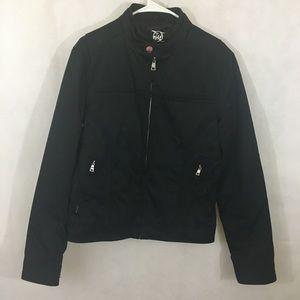 !!HP!! Zara Men's Black Heavy Duty Jacket Size S